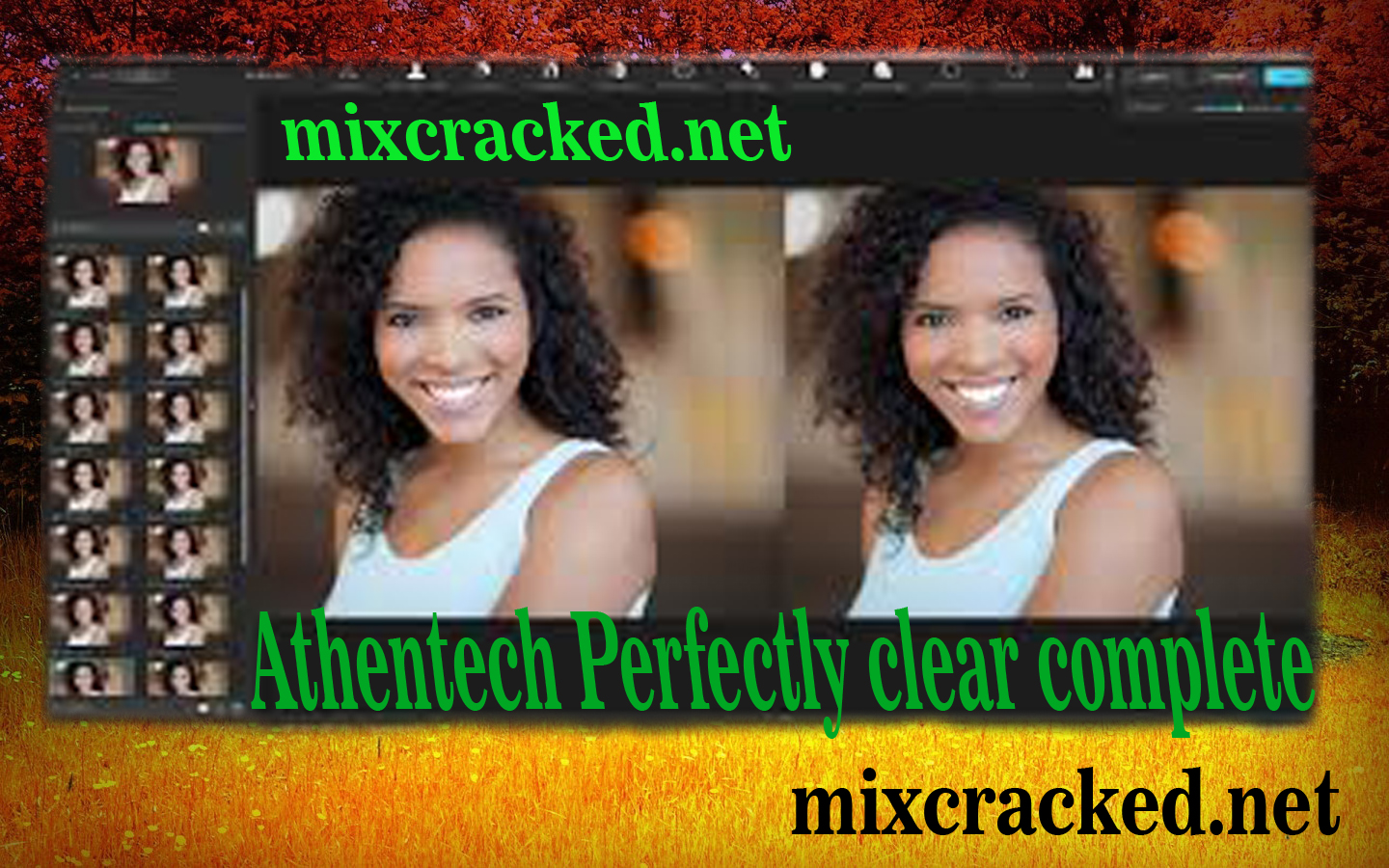 Athentech Perfectly clear complete Crack + Torrent